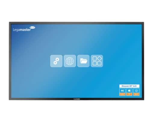 Produktbild des anzeigenden Legamaster Display DISCOVER-6500
