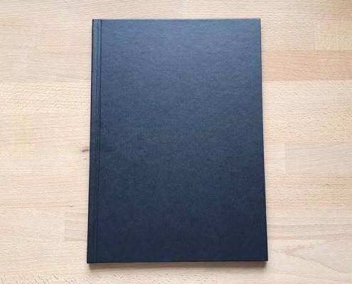 Produktbild Hardcover-Bindung