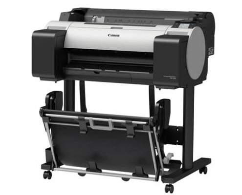 Large Format Printing - Produktbild des Großformatdruckers TM-200-Canon