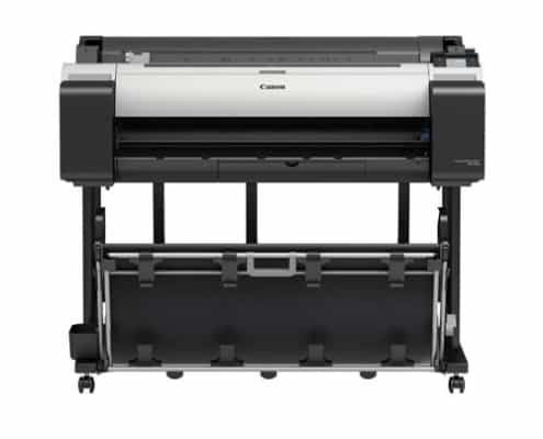 Large Format Printing - Produktbild des Großformatdruckers TM-300-Canon