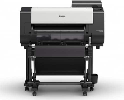 Large Format Printing - Produktbild des Großformatdruckers TX-2100