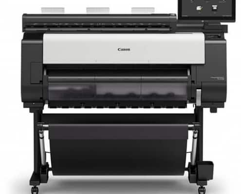 Large Format Printing - Produktbild des Großformatdruckers TX-3100MFP