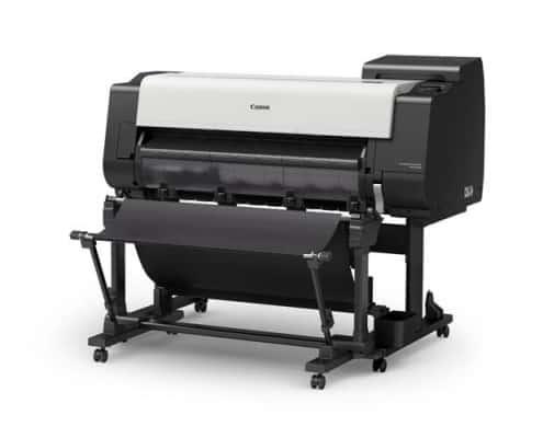 Large Format Printing - seitliches Produktbild des Großformatdruckers TX-3100